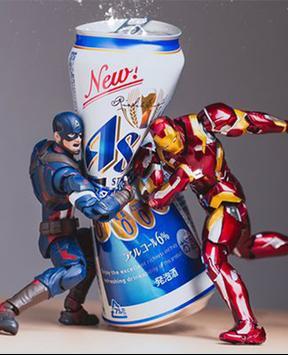 Mavel Hero Funs Games poster