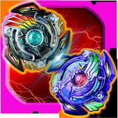 Spin Blade Galaxy Games icon
