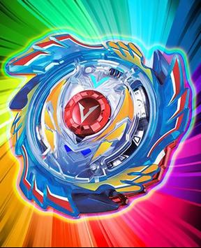 Spin Blade Galaxy Games poster