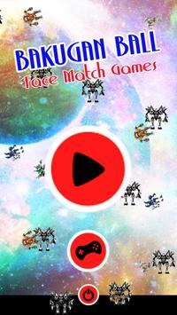 Bakugan Ball War Robots poster