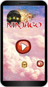Ninjago Spinning Games poster