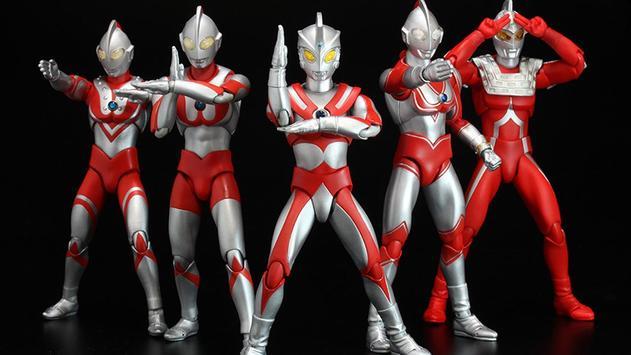 Ultraman Warrior Galaxy poster