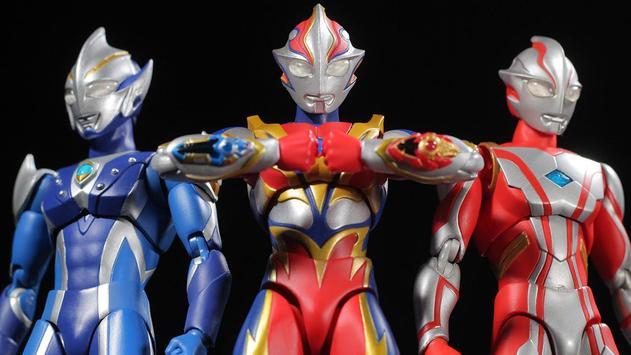 Ultraman Warrior Galaxy screenshot 1