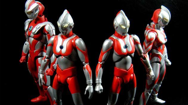 Ultraman Warrior Galaxy screenshot 2
