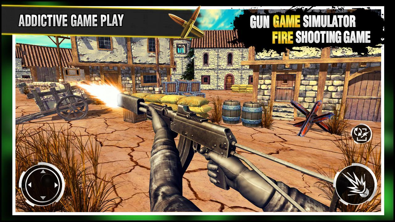 Gun Game Simulator for Android - APK Download
