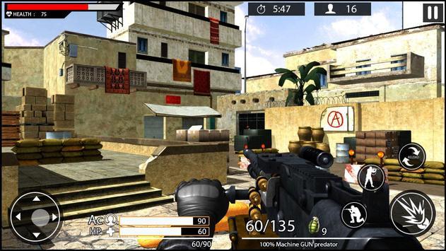 Máy móc Gun War Bắn súng ảnh chụp màn hình 15
