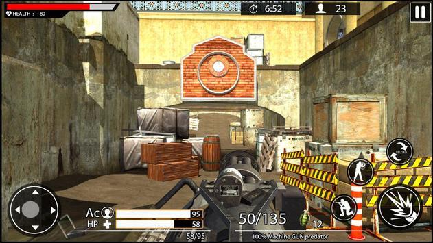 Máy móc Gun War Bắn súng ảnh chụp màn hình 17