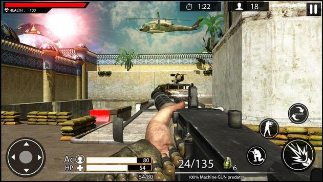 Máy móc Gun War Bắn súng ảnh chụp màn hình 4
