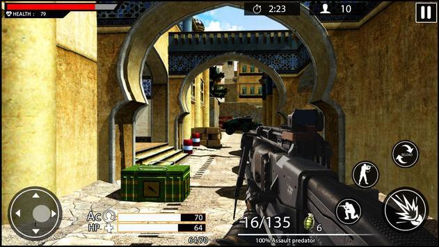 Máy móc Gun War Bắn súng ảnh chụp màn hình 8
