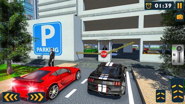 simulador de juegos de conducción de coches gratis captura de pantalla 3