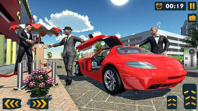 simulador de juegos de conducción de coches gratis captura de pantalla 13