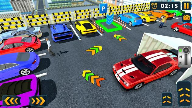 真正的停車場和駕校模擬器 截圖 14