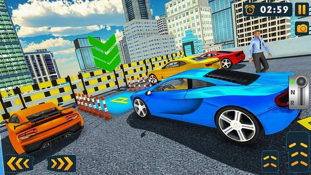 真正的停車場和駕校模擬器 截圖 4
