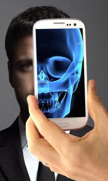 X-Ray Scanner Joke apk screenshot