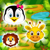 Pets Game- Match 3 Game icon