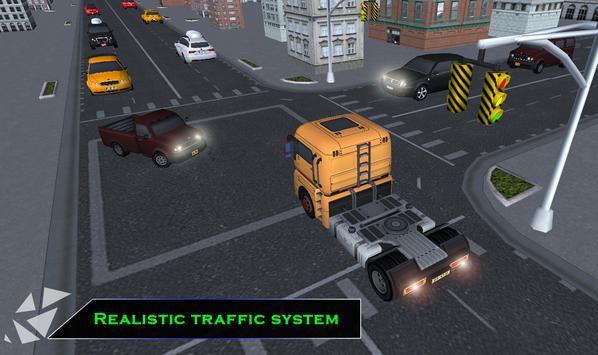 City Highway Traffic Racer: Heavy Speed apk screenshot
