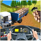 Real Off-Road Euro Cargo Transport Truck Simulator icon