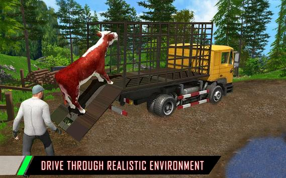 Real Off-Road Euro Cargo Transport Truck Simulator screenshot 11