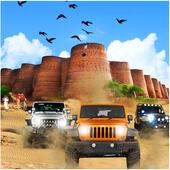 Cholistan Desert Safari : Jeep Rally 2018 icon