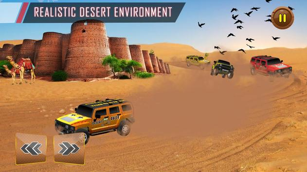 Cholistan Desert Safari : Jeep Rally 2018 poster
