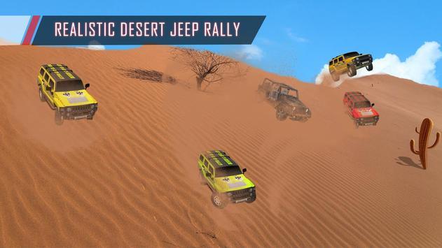 Cholistan Desert Safari : Jeep Rally 2018 apk screenshot