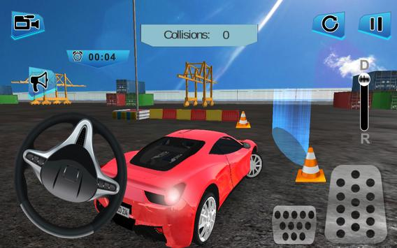 Sports Car Parking 2018 apk screenshot