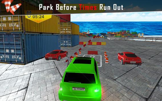 Real Jeep Parking 4x4 Adventure: Driver Simulator apk screenshot