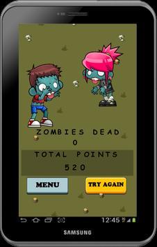 Zombie run screenshot 2