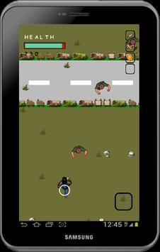 Zombie run screenshot 3
