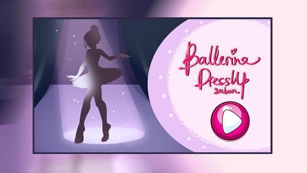 Ballerina Dressup Salon apk screenshot