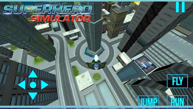 Super Hero Simulator apk screenshot