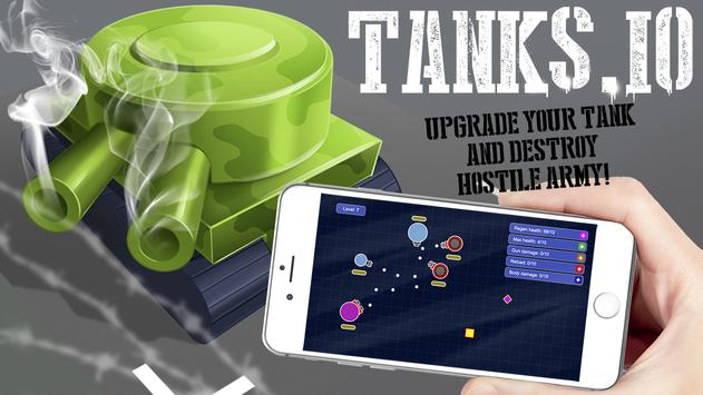 Tank.io screenshot 1