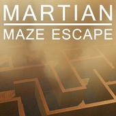 Martian Maze Escape icon