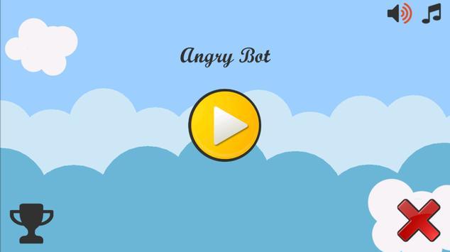 Angry Bot poster
