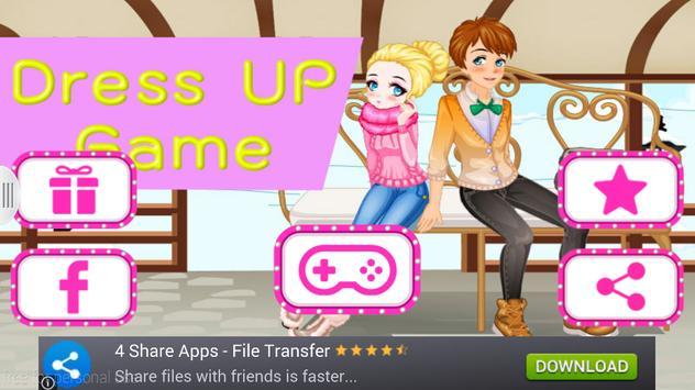 เกมส์แต่งตัวเจ้าหญิง เจ้าชาย screenshot 6