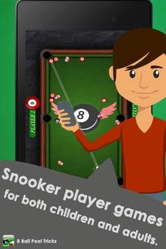 8 Ball Pool Tricks apk screenshot