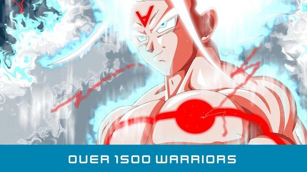 Saiyan Battle poster