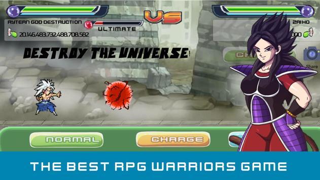 Saiyan Battle screenshot 1
