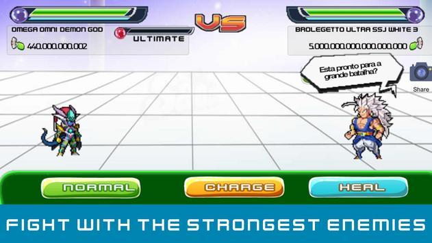 Saiyan Battle screenshot 2