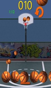 Hot Shot Basketball - Breakout apk screenshot