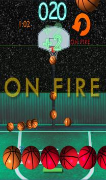 Jam in Space - Basketball poster