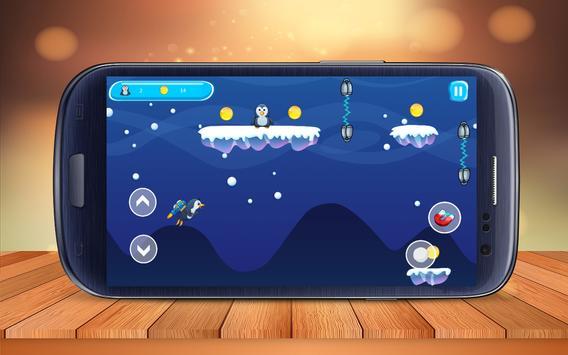 Save Penguin Hero screenshot 2
