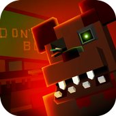 5 Nights at Cube School 3D icon
