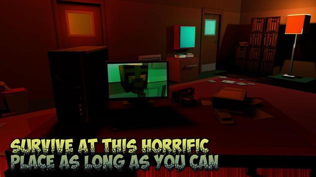 5 Nights at Cube School 3D apk screenshot