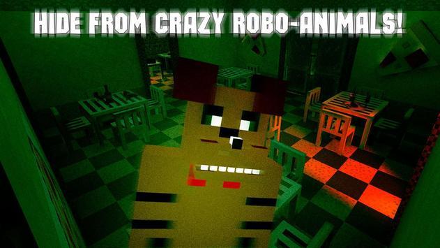 Nights at Cube Pizzeria 3D – 3 apk screenshot
