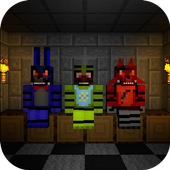 Nights at Cube Pizzeria 3D – 2 icon