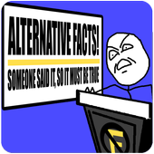 Alternative Facts أيقونة