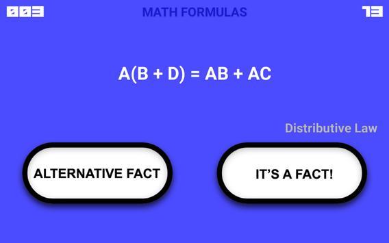 Alternative Facts 스크린샷 4