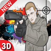 Gangster City Crime 3D icon