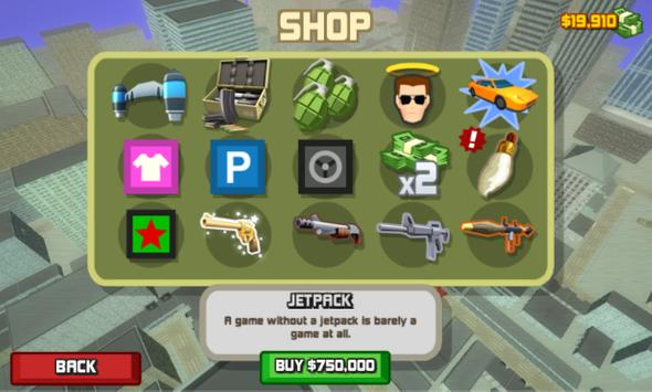 Gangster City Crime 3D screenshot 4